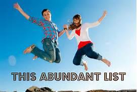 Abundant List